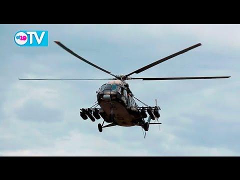 Fuerza Aérea del Ejército de Nicaragua cumple 36 años en constante modernización
