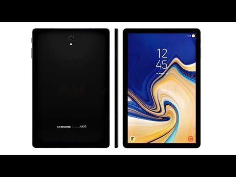 الحاسب اللوحي Galaxy Tab S4 سيأتي بتقنية Intelligent Scan التي تجمع بين مسح قزحية العين وقراءة الوجه
