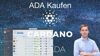 Wo kannst du Ada Crypto kaufen?