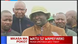 Watu 52 wamefariki huko West Pokot, idadi yazidi kuongezeka