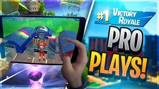 🔴 PRO FORTNITE MOBILE PLAYER // 745+ Wins // Fortnite Mobile Gameplay Tips & Tricks