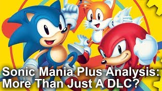 Sonic Mania Plus: The Best Sonic Game Ever Made!