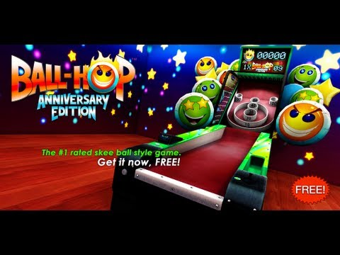 Video of Ball-Hop Anniversary Edition