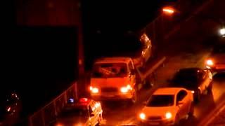 Управляя автомобилем перед праздником Нового года,будьте бдительны!!!