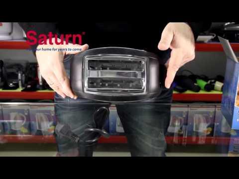Saturn ST EC7022 Unboxing