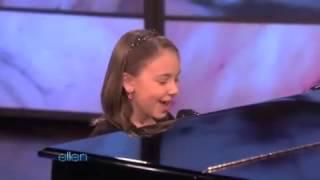 Anna Grace Performs an Original Song for Ellen!62