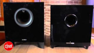Monoprice 9774: A discount clone of our favorite speakers