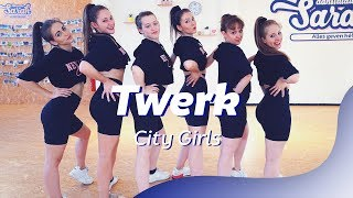 TWERK - CITY GIRLS FT. CARDI B. | Dance Video | Jordan Grace Choreography | Dance Cover