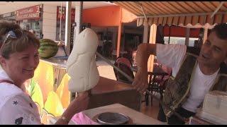 Приколы в Турции с мороженым