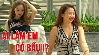 Phim hài 2018 - AI LÀM EM CÓ BẦU - Phim hài mới nhất - Phim hài hay nhất 2018 - Trung ruồi 2018