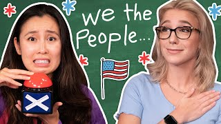 Could We Pass a US Citizenship Test?