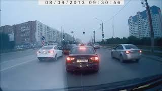 ЖЕСТОКИЕ Аварии на видеорегистратор, ДТП на дорогах  №136 Car Crash Compilation