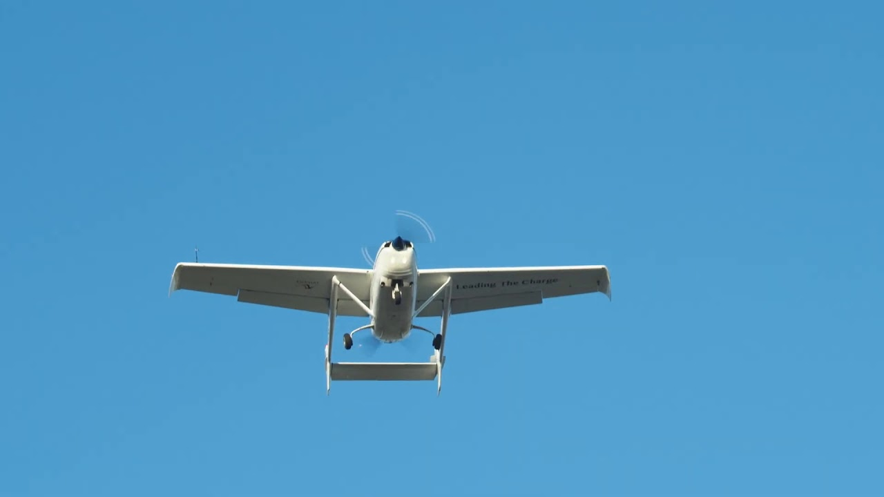 Самый большой гибридный самолет Ampaire 337 готовится к региональным перелетам