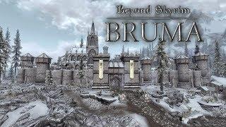 Skyrim Special Edition - BRUMA #11[Лагерь Анги]