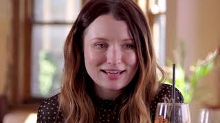 Emily Browning On Heath Ledger and Orlando Bloom
