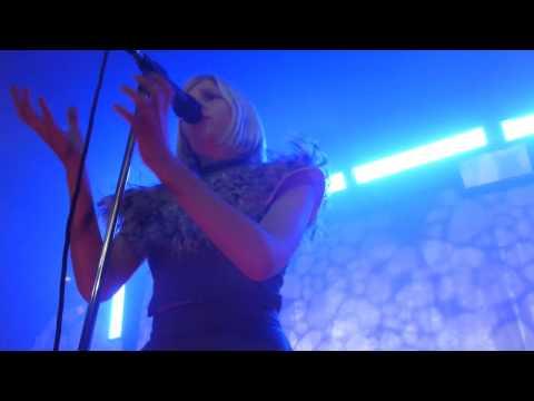 Aurora - Under The Water (HD) - Hoxton Square Bar & Kitchen - 18.09.15