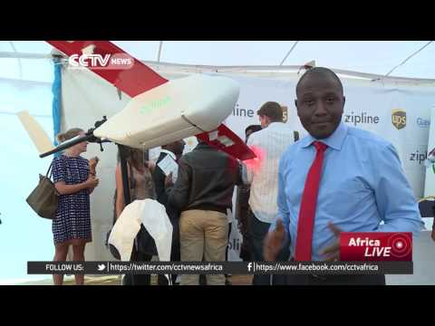 The use of drones for Rwanda
