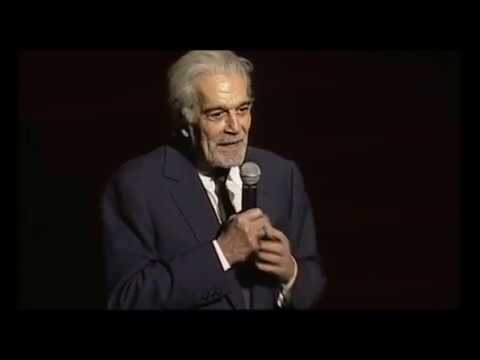 كلمة عمر الشريف في افتتاح مهرجان القاهرة السينمائي الدولي 30