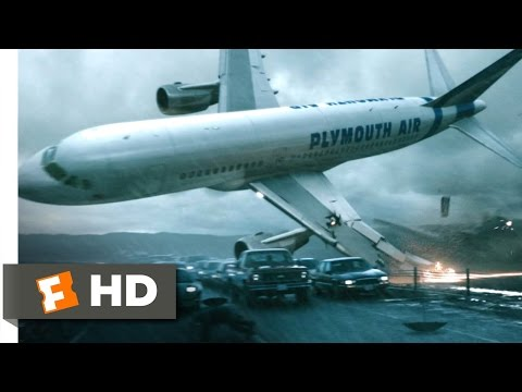 Knowing (2/10) Movie CLIP - Aerial Cataclysm (2009) HD (видео)