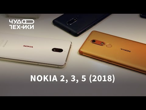 Обзор Nokia 5.1 (16Gb, blue)