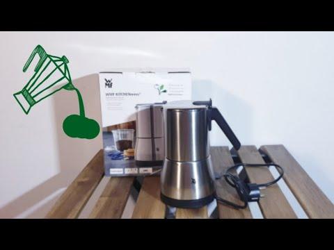 독일 wmf 전기 모카포트 ~ wmf moka ~ 전기모카