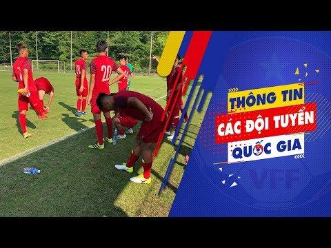Trận đấu đầu tiên trên đất Nhật Bản của ĐT U18 Việt Nam trước tuyển SV trường Kanagawa