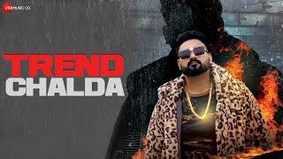 Trend Chalda - Official Music Video   Iffi Khan & Alizey