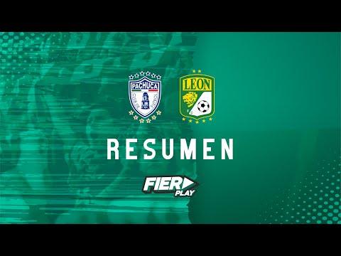 Resumen   Pachuca 0 – 1 León   Liga MX – Guardianes 2020 – Jornada 4