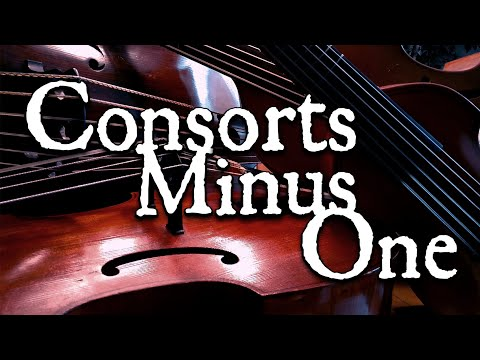 Phillip Serna's Consorts-Minus-One, a Music-Minus-One Early Music Project