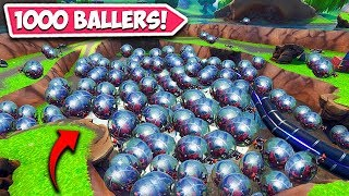 *1000 BALLERS* FILL UP LOOT LAKE!! – Fortnite Fails and WTF Moments! #611