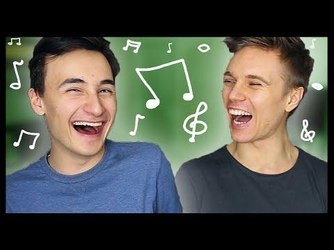 Písničky z překladače | Lukefry & Dominik Port