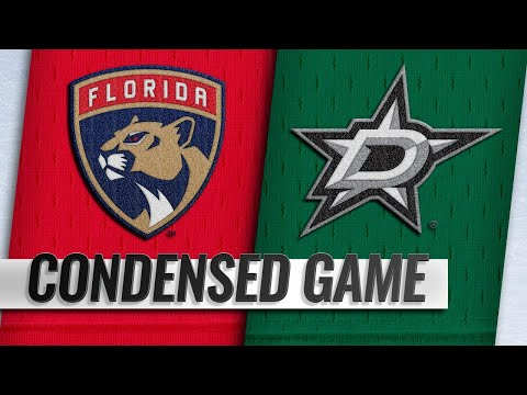 03/19/19 Condensed Game: Panthers @ Stars