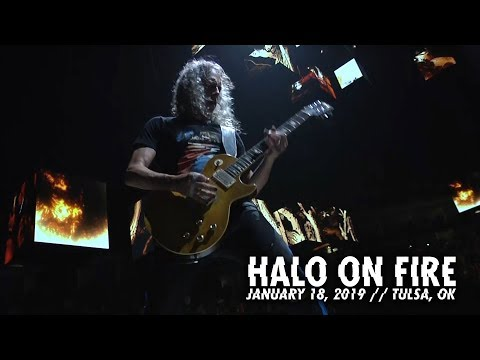Metallica: Halo On Fire (Tulsa, OK - January 18, 2019)