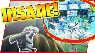The QUICKEST Way To Kill An ENTIRE Fortnite Squad! - Fortnite Gameplay