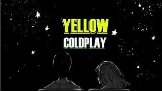 Coldplay - Yellow (Subtitulos al Español)