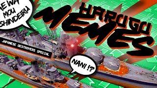 HARUGUMEMES | World Of Warships | Random Acts Of Ownage #13