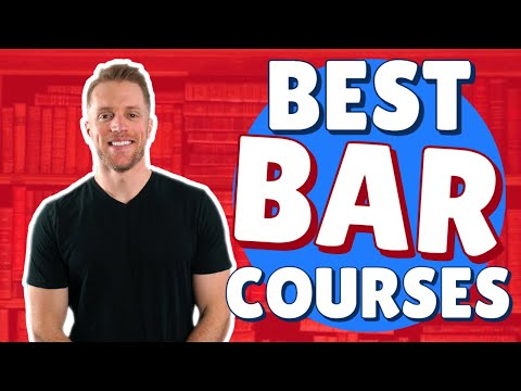 Best Bar Prep Courses | Expert Review Guide (2021) - YouTube