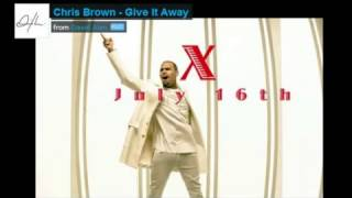 Chris Brown  Give It Away
