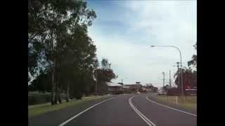 preview picture of video '♫  Zoomin' Thru Forbes, NSW  ♫'
