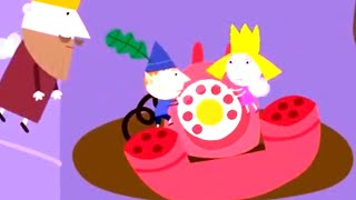 Ben and Holly's Little Kingdom | New Phone Who Dis? | Kids Videos