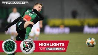 Highlights: Tipico Bundesliga, 18. Runde: FC Wacker Innsbruck - Wolfsberger AC 0:0