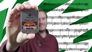 Pilot Memory Card - Prince of Persia muziek