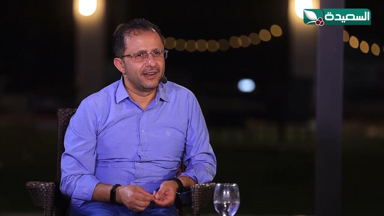 كيف وصف النجم خالد حمدان تجاربه في الأعمال الدرامية ؟ #ساعة_سعيدة