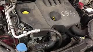NISSAN QASHQAI J10 2010-13 1.5l 8v DCI DIESEL ENGINE (K9K 105BHP 72k)    #0590/