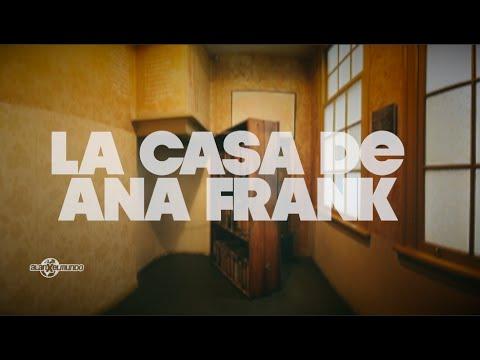 Una Visita a La Casa De Ana Frank En Ámsterdam