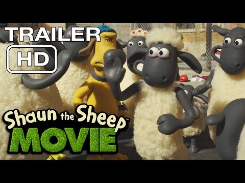 Video trailer för Shaun the Sheep The Movie – Second Teaser Trailer