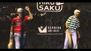 JaiAlaiUSA World Tour Final Doubles Championship Goiko-Erkiaga II