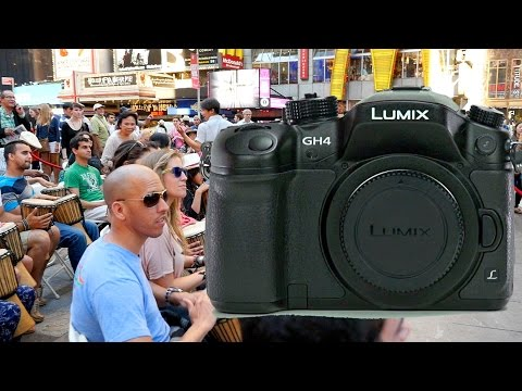 Panasonic GH4 review - Mirrorless in Manhattan