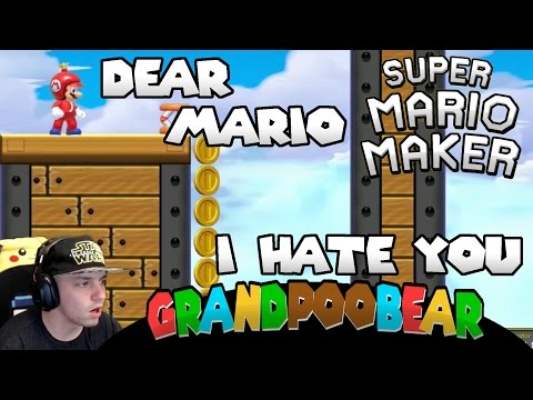 This Level Gets Props! Mario Maker Friday Night Race level