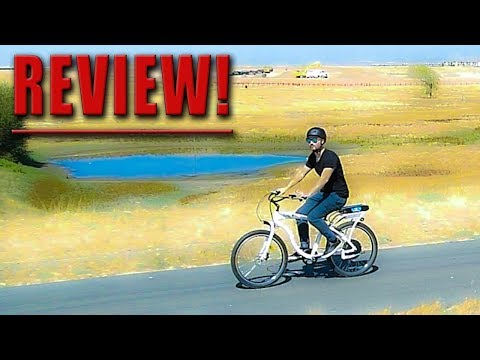 The best electric bike under $1200 in 2017: Wave 2.0 Review, Ride